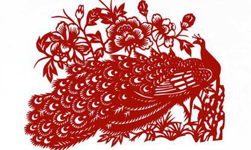 陕西剪纸,民间艺术