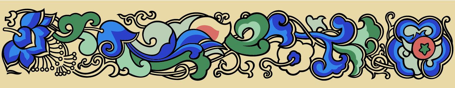 中国传统服饰吉祥图案,明代服饰花纹图案