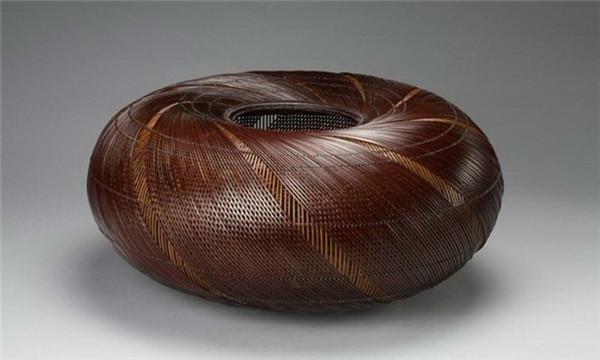 精细绝妙的竹编工艺技术工艺品
