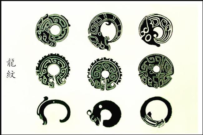 中国传统精美玉雕纹饰图案欣赏