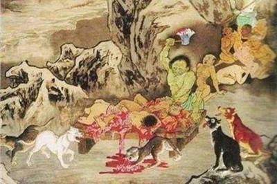 中国古代十八层地狱的传