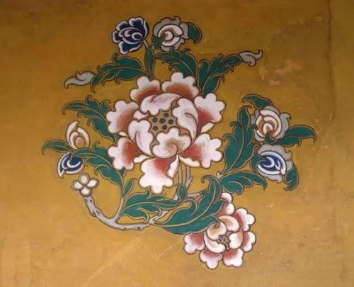 藏传佛教中的吉祥八宝图案