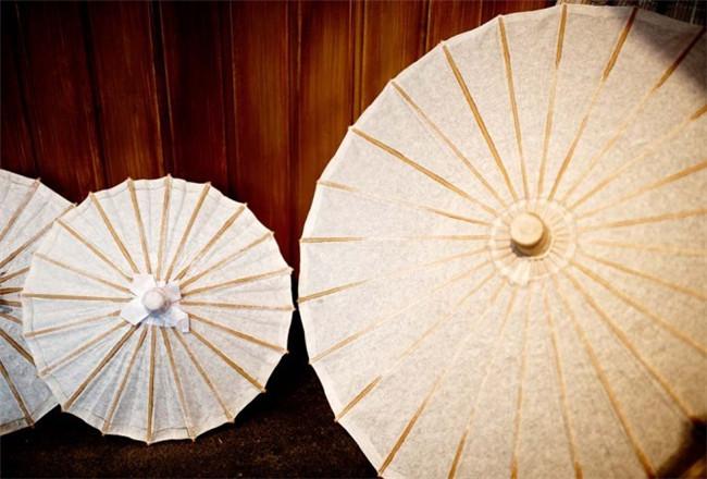 中国传统手工工艺油纸伞