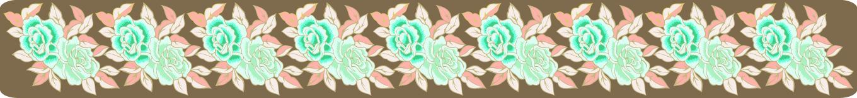 中国传统精美花边刺绣图案