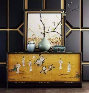 装修设计:唯有新中式最美!