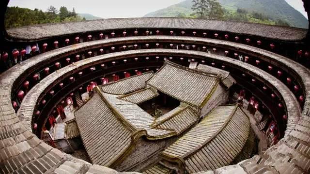 惊艳世界的中国建筑之美的五大类别