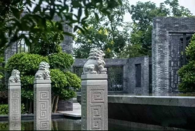 中式庭院设计,中国人内心的归属