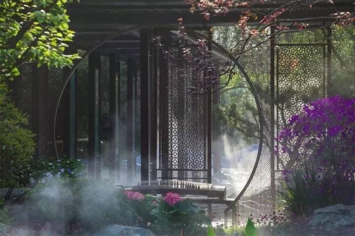 中式景观6大流行设计元素