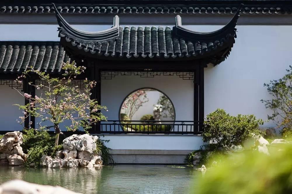 古典园林设计,精致的东方审美