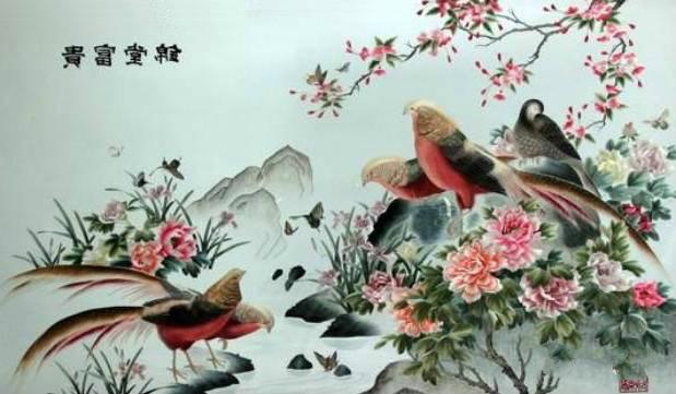 中国十大名绣,中国传统工艺