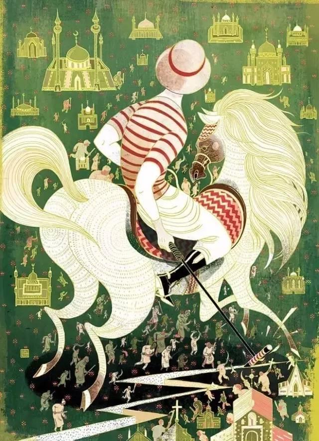 福布斯榜最年轻插画师:我笔下的中国风