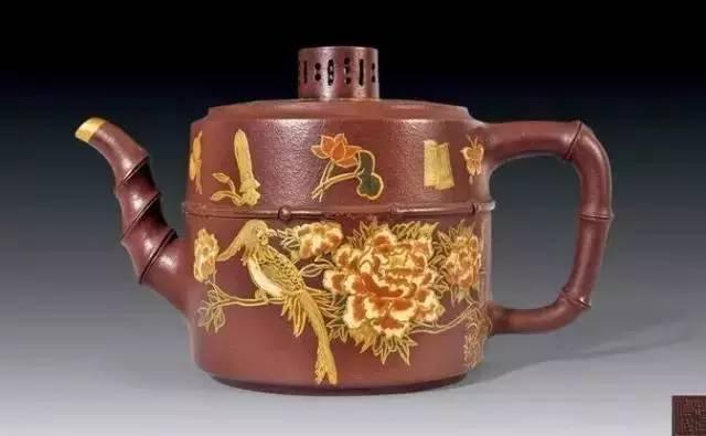 中国风古茶壶,妙不可言!