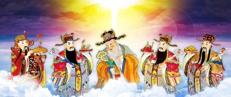 中国传统文化:五款中国风的圣