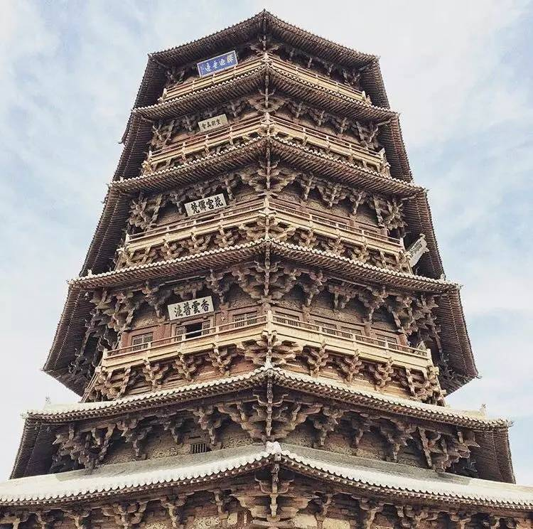 种类繁多的中国佛塔,佛教文化博大精深