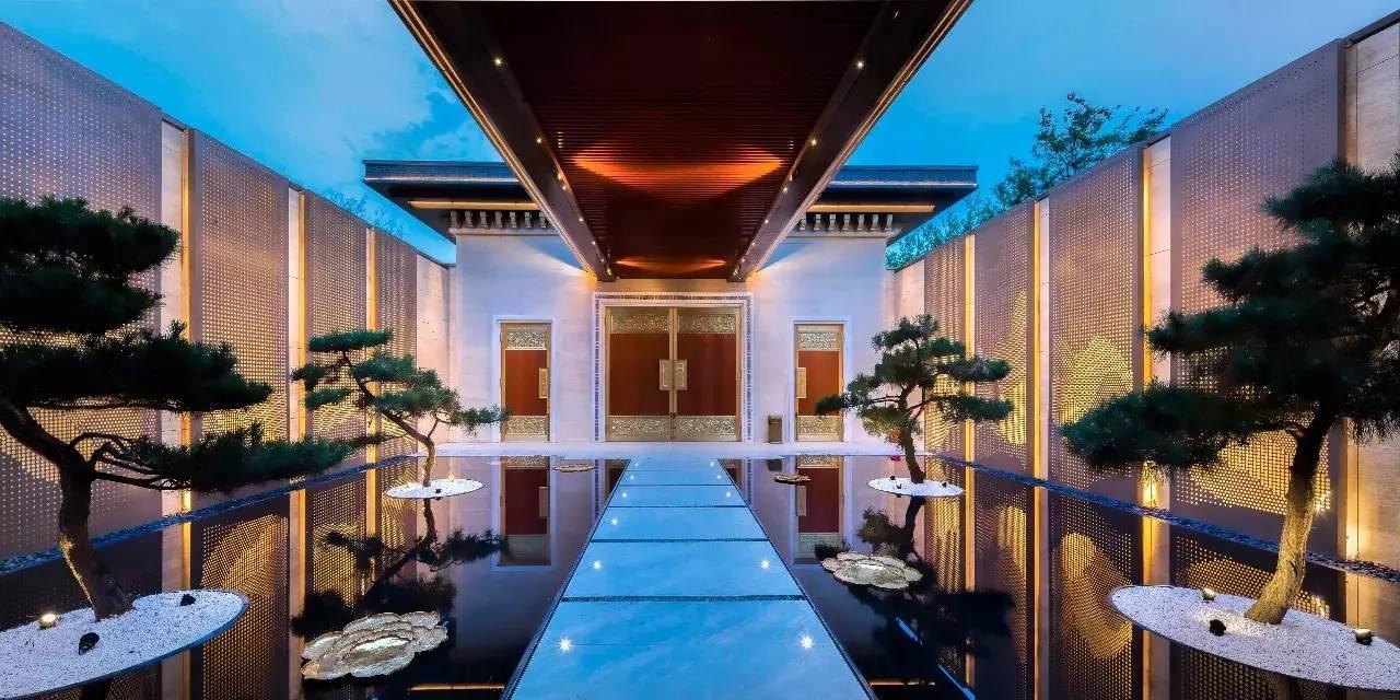 """上海院子:符合西方想象的奢华""""中国式""""豪宅"""