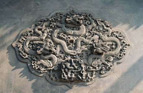 中国风石雕·发现不一样的