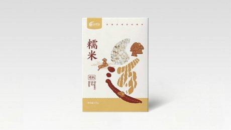 杂粮系列食品包装设计