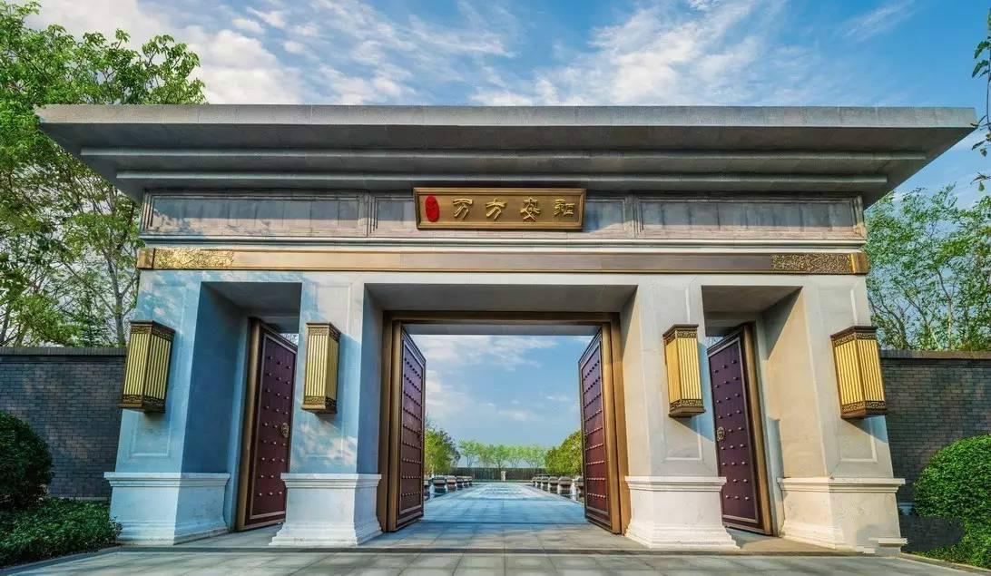 25款精美豪华中式大铜门设计