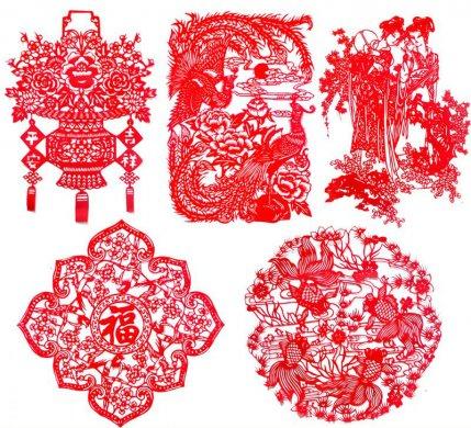 八款精美古典的中国风手