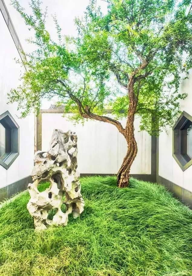 园林景观设计:十大常用景观置石的运用