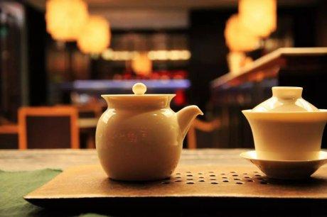 中国茶道:一次性把中国
