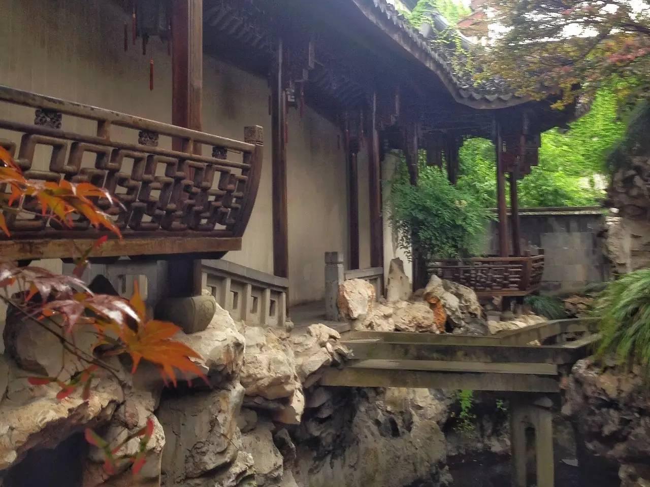 江南豪宅,浅谈用紫檀和花梨木建的胡雪岩故居