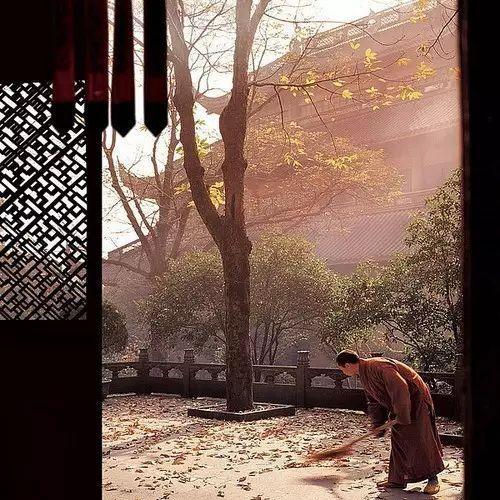寺庙佛教文化,芸芸众生便是修行