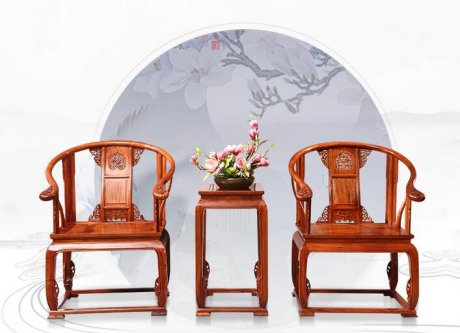 中式仿古圈椅,皇权引领下的时
