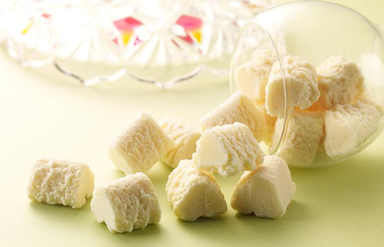 迪丽热巴最爱的新疆美食酸奶疙瘩