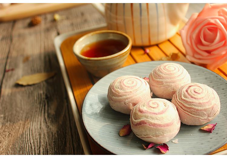 红豆酥手工点心传统糕点,北京零食特色美食