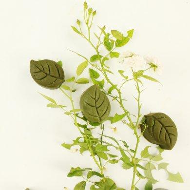 传统美食中式糕点心抹茶绿豆糕