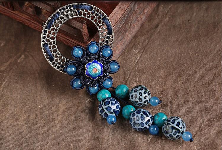 复古中国风胸针胸花饰品