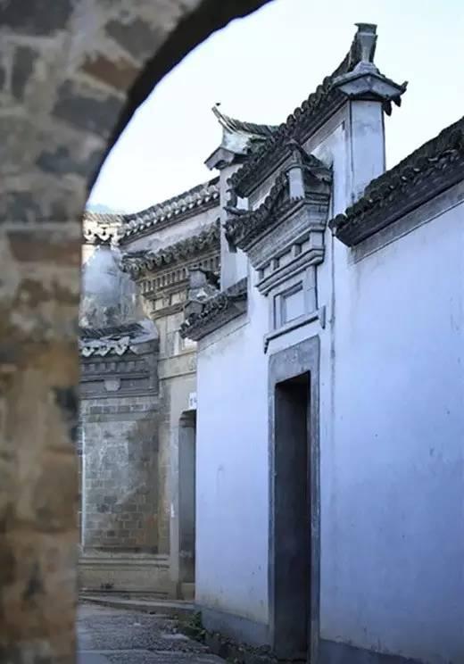 徽派建筑的灵魂:马头墙