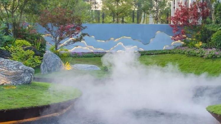 园林景观设计中水景的10种营造方式