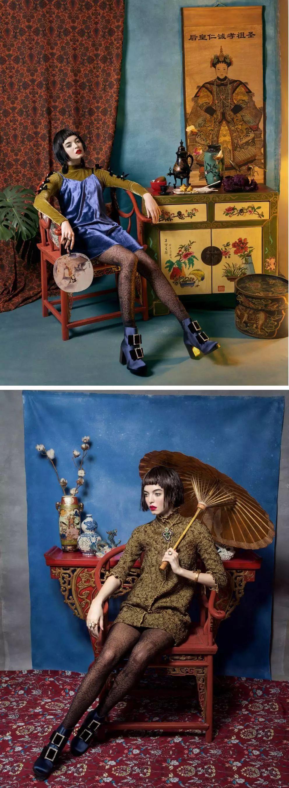 人像摄影:镜头下的最炫中国风