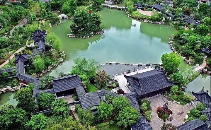 最美·古典中国园林