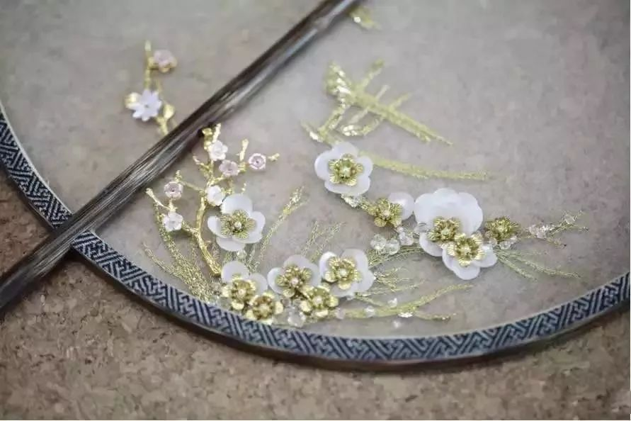中国扇子的工艺:一名手艺人的坚持