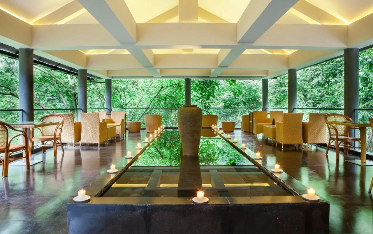 喜悦秘境酒店,一家中国版的安缦