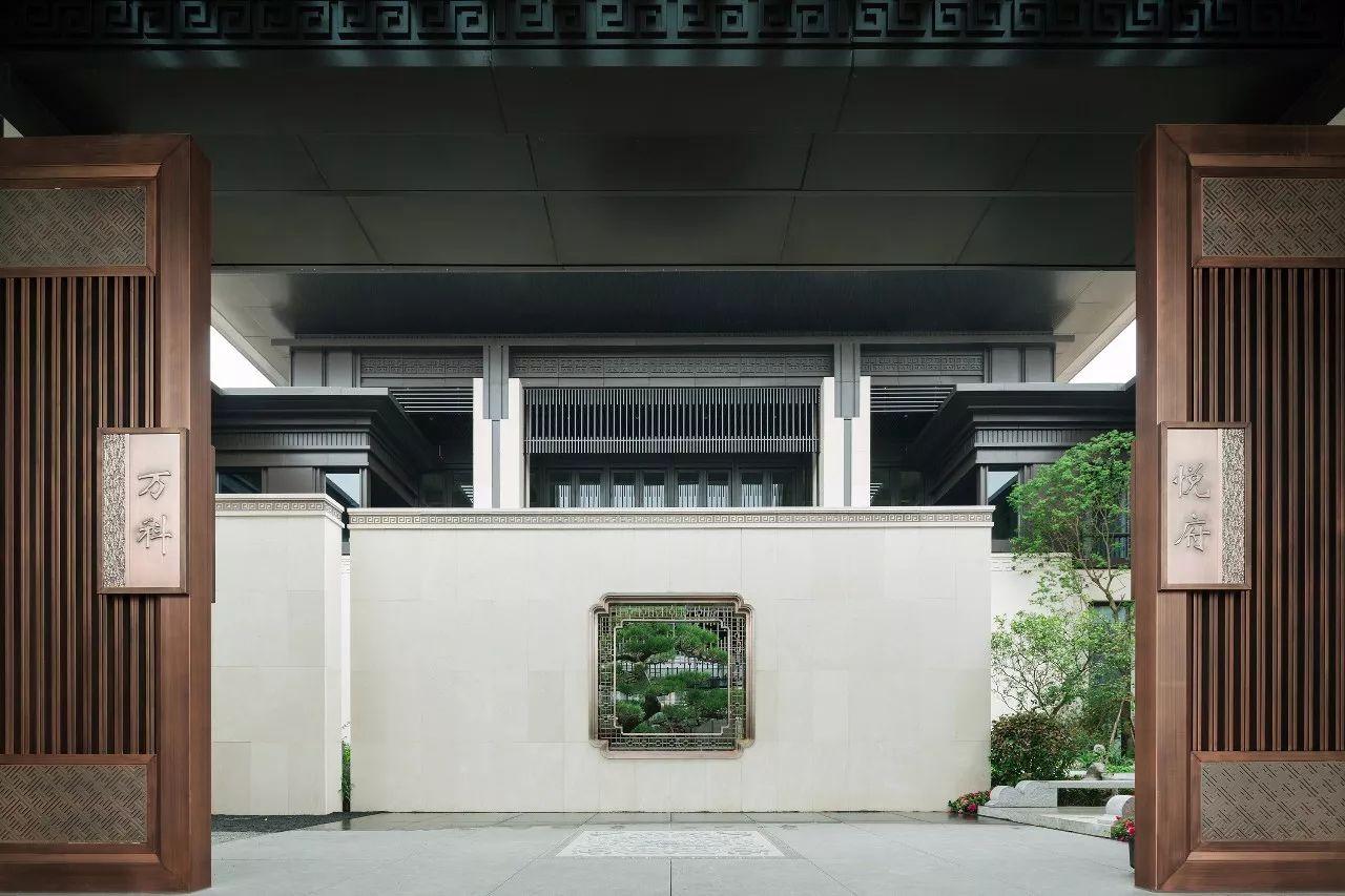 古典中式园林庭院设计:构设诗一般的自然灵界