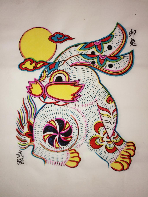 中国年画:栩栩如生的十二生肖年画