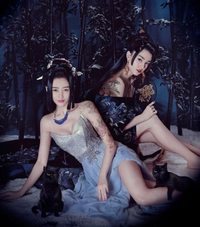 《妖猫传》的古典珠宝首饰,一场大唐美梦看醉
