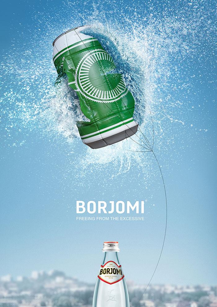 创意广告:具有视觉冲击的广告设计