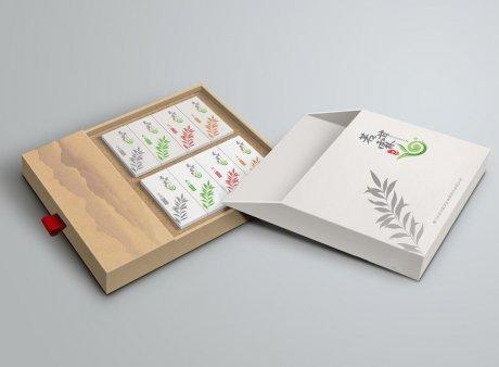 那些精美又个性的食品包装设计