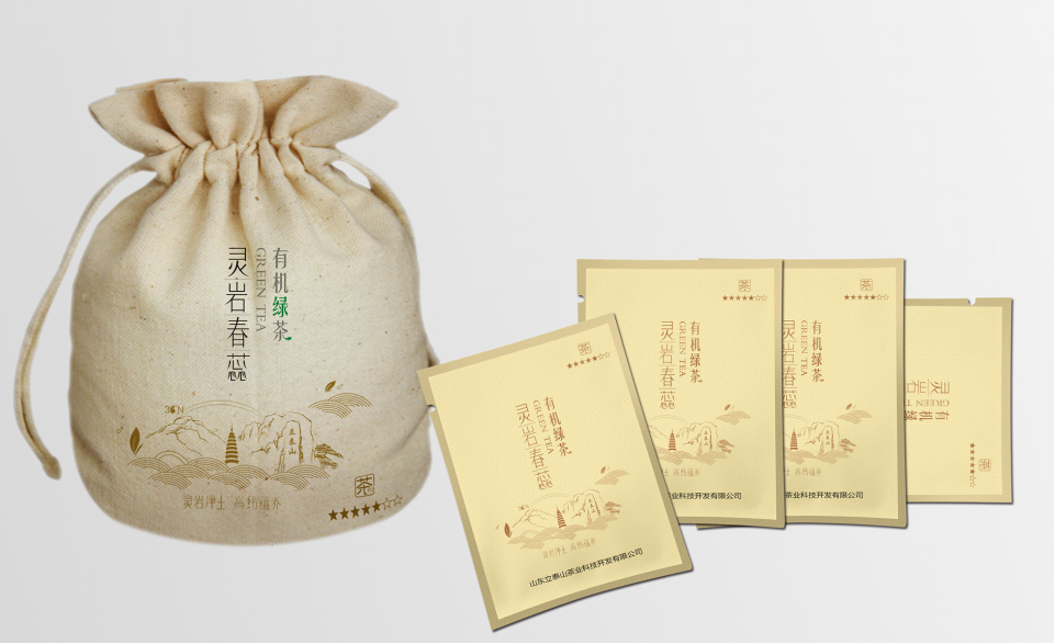 中国风个性茶叶礼品包装