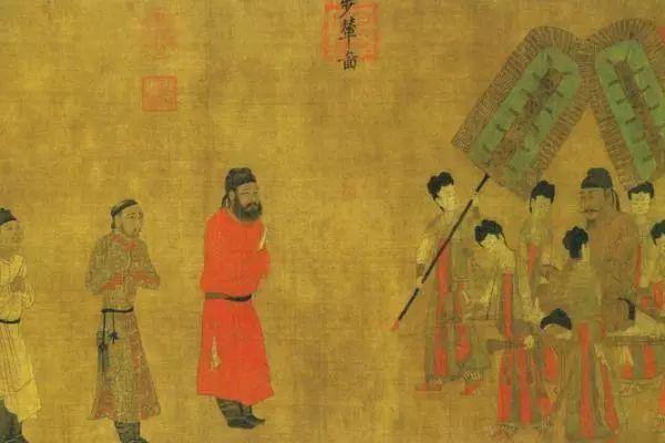 古代乐器:大唐盛世藏着丰富的大唐珍宝!