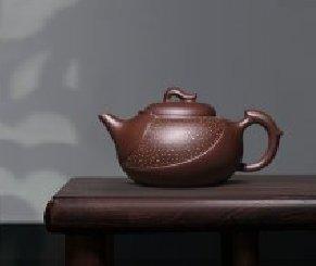将军壶紫砂壶,雅韵精美紫砂壶