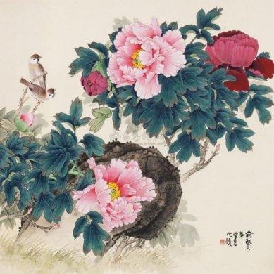 写实意境国画,精美传统中国画