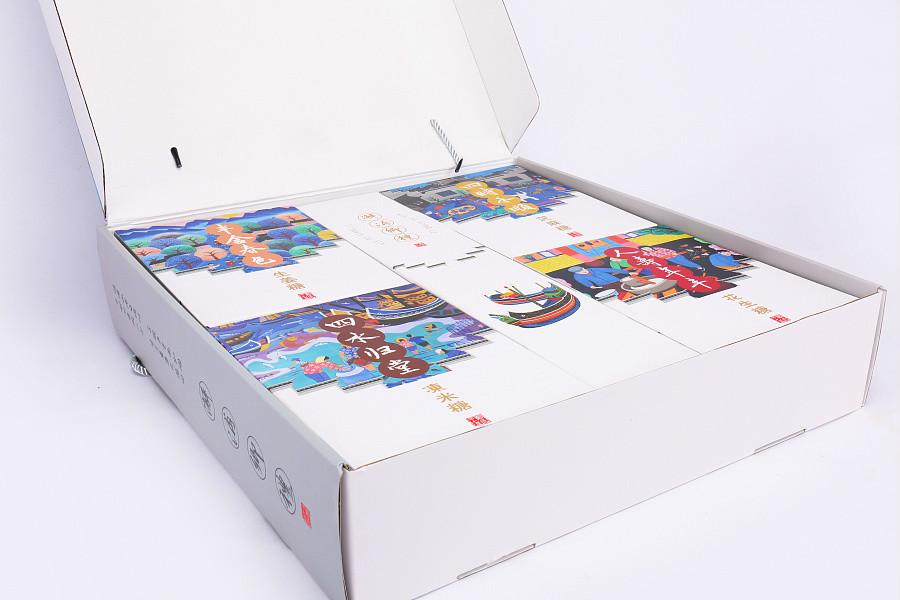 特色民族风糖果包装设计,古典食品包装设计