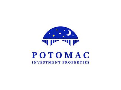月球创意logo,个性logo设计