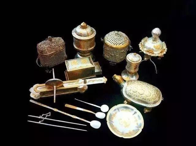 中国茶道:大唐盛世奢华的茶道文化